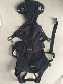 Stokke My Carrier 3 in 1 baby carrier