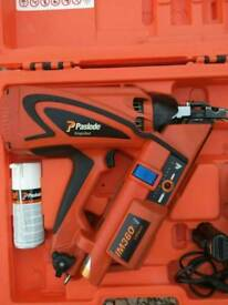 Pasload I'm 360CI lithium first fix