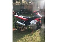 CPI GTR MOPED - low mileage New MOT