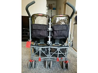Maclaren Double pushchair