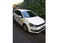 VW Polo Match 1.2 5 door Low Mileage