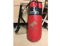 Child's punch bags
