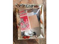 Spong Mincer, boxed