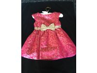 Pretty girls dress. age 18-24 months. Excellent condition. Worn once.