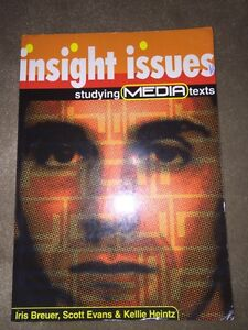 English Insight Issues VCE Textbook!!! Keysborough Greater Dandenong Preview