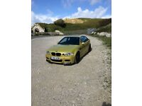 e46 m3 2001 manual phoenix yellow