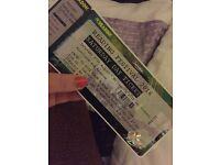 Reading festival ticket saturday