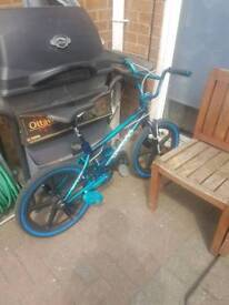 Custom voodoo bmx £100 if gone by Fri