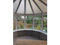 Conservatory windows, roof and doors for sale