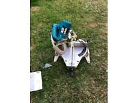 Makita ls 10 13 Chopsaw in very good absolutely fully working condition comes with instructions.