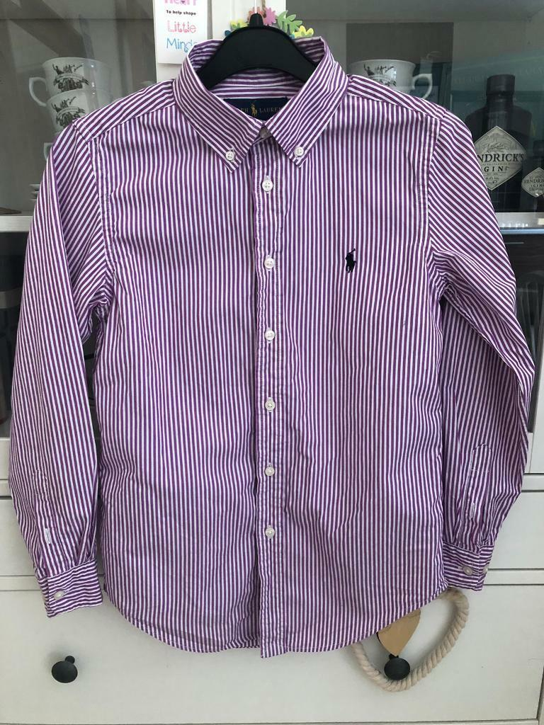 b7cc466eb Ralph Lauren boys shirt 10-12 | in Blyth, Northumberland | Gumtree