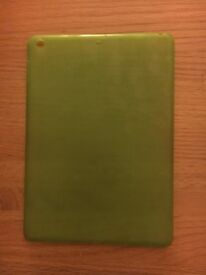 iPad Gel Cover Case - Green (fits iPad Air only)