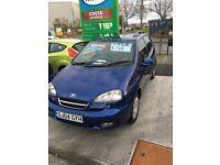Daewoo TACUMA 1.6 petrol 5 door