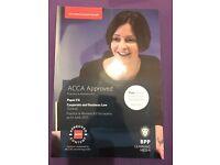 Acca F4 + F5 Study Text & Practice Books