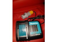 Makita DC18SD 7.2-18V Lithium Ion Battery Charger 2019 replaces of DC18RA 110v B