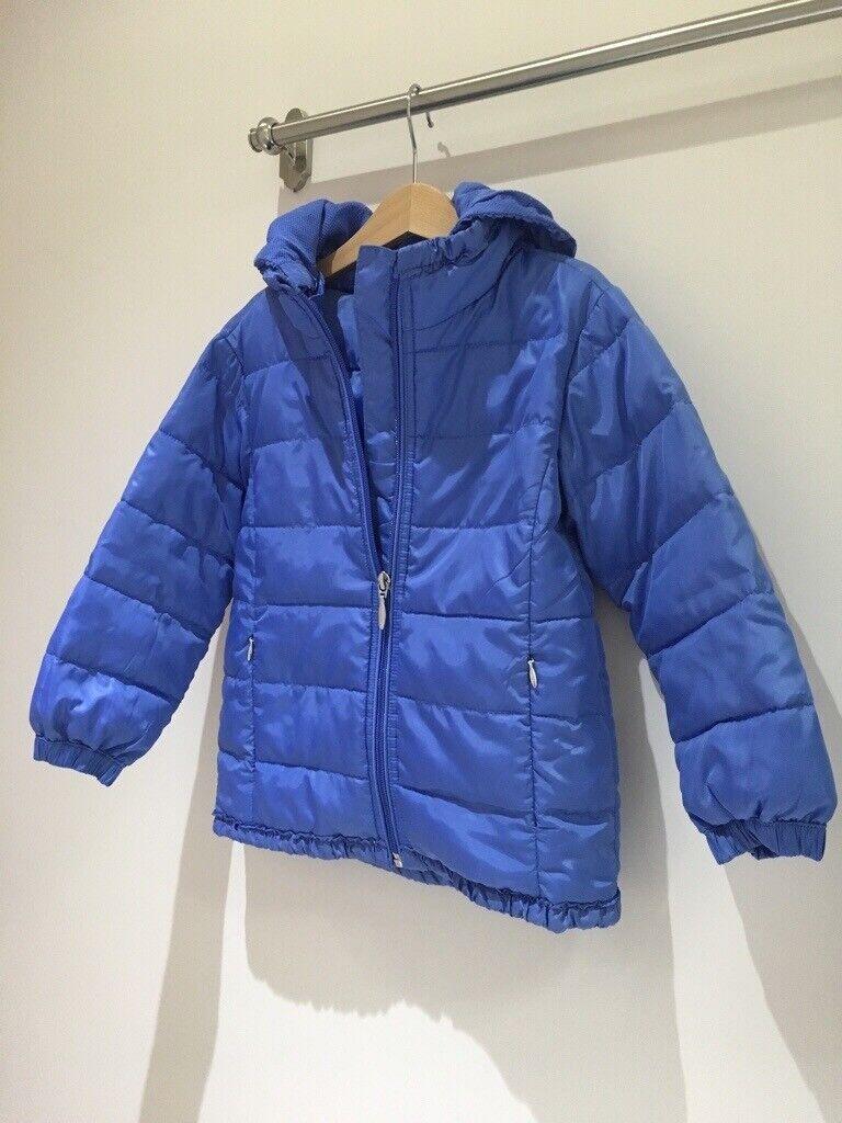 f856aa6fe656 Girls lightly padded jacket   coat