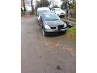 2005 RENAULT CLIO 1.2 PETROL BREAKING FOR PARTS