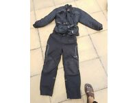 Motorbike clothing accessories £5