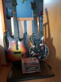 Ps3 guitar hero's bundle