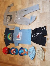 Small bundle for boys / 10 items / 5 - 8 years / Converse, Name it, Bench, H&M