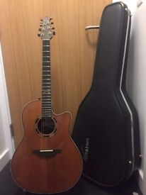 Ovation 1994 Collectors Series Electro Acoustic Guitar