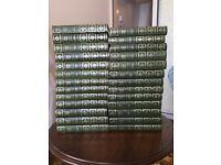 Complete set of Charles Dickens Books
