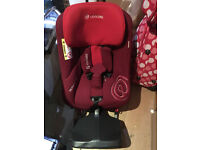 Concord Reverso Plus ISize Isofix Rearfacing Newborn-4yrs Car Seat Brand New RRP £299