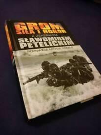 """Book """"Grom Siła i Honor"""""""