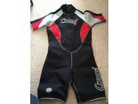 Cressi shorty wetsuit. Man XL / 5