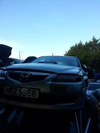 2006 MAZDA 6 2.0 PETROL WINDSCREEN FOR SALE MORE PARTS AVAILABLE