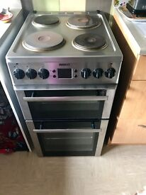 Beeko cooker with double oven brilliant condition with 6 months warranty
