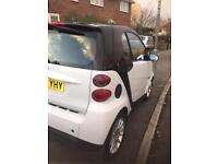 White Smart ForTwo For Sale