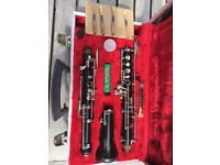 Boosey and Hawkes regent Oboe - good quality student oboe.