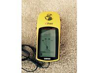 Garmin Etrex handheld GPS