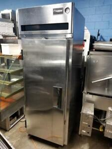 SINGLE DOOR STAINLESS STEEL FREEZER