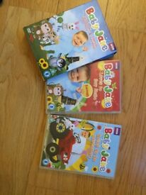 Baby Jake DVD boxset with 2 DVD's