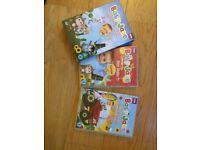 Baby Jake DVD boxset with 2 DVD's