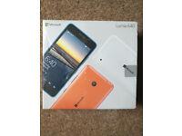 NOKIA LUMIA 640 UNLOCKED BLACK LTE SMARTPHONE