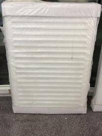 Radiators, various sizes, some new, from £20-£65, All sizes listed in details.