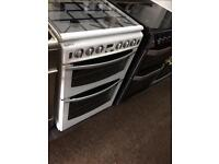 White stoves 55cm gas cooker cooker grill & double ovens good condition with guarantee