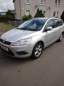 Ford focus style estate TDCI 1.8. 2010