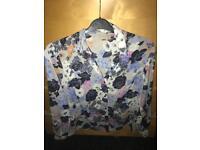 ASOS Shirt - Size 10 flowery