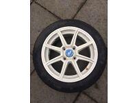 4x108 alloy wheels