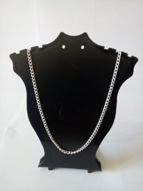 SILVER TONE BRAND NEW CHAINS
