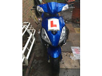 125cc moped £400 or near offer