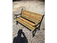 Garden furniture bench. Free delivery