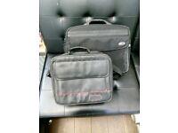 2 laptop bags