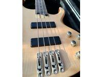 Ibanez BTB550MP-NTF Bass guitar