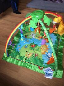 Baby activity mat with music and sounds. Bought from smyths toys.