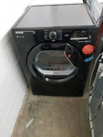 HOOVERDynamic Next DX C9DGB NFC 9 kg Condenser Tumble Dryer - Black